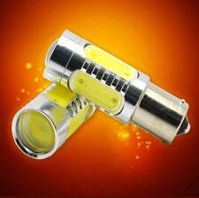 10X1156 Amber BAU15S PY21W 5 COB LED 7.5W 12V Light Bulb Lamp Turn Signal Lights