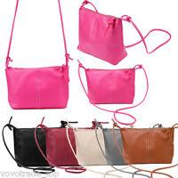 Small Bag Women Handbag Ladies Shoulder Bag Satchel Tote Faux Leather Crossbody