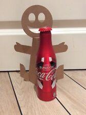 Greece Euro 2016 Aluminium Alu Coke Coca Cola Bottle 250ml Limited Edition