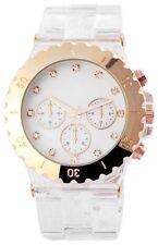 Markenlose Quarz - (Batterie) Armbanduhren aus Kunststoff