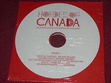 """Hordes of Canada 5X7""""   sealed set  Crystal Castles etc"""