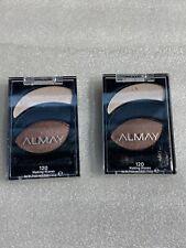Almay Shadow Trios Eyeshadow Palette Makeup 120 Making Waves Lot of 2 New