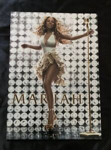 MARIAH CAREY 2006 THE ADVENTURES OF MIMI TOUR BOOK PROGRAM