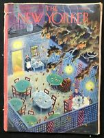 THE NEW YORKER Magazine ( COVER ONLY ) - September 24 1949 - Tibor Gergely