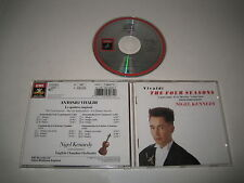 A.VIVALDI/THE FOUR SEASONS(EMI/CDC 7 49557 2)CD ALBUM