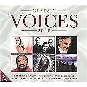Classic Voices 2010, Good, Various Artists, Box set