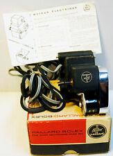MOTEUR ELECTRIQUE  - pour Caméra  PAILLARD BOLEX H8 / H16 - 0,5 A + BOITE