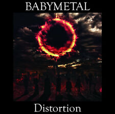 """Babymetal - Distortion 12"""" LP RED COLORED VINYL - Record Store Day RSD 2018 NEW"""