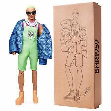 Offre Barbie Bmr1959 Ken avec Cheveux verts