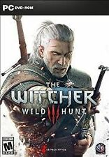 Brand New - Witcher 3: Wild Hunt (PC: Windows, 2015) - New