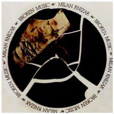 Milan Knizak - Broken Music [CD]