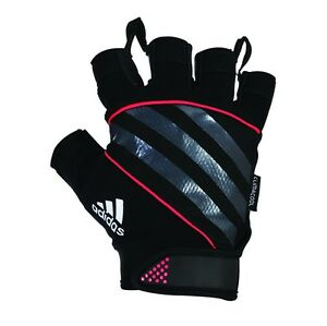 Adidas Performance Weight Lifting Gloves Gym Exercise Training Fitness Workout