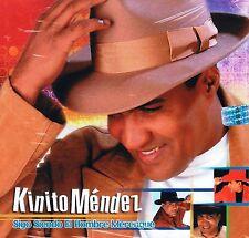 Kinito Mendez: Sigo Siendo El Hombre Merengue (CD, Music, Latin, 2002) Brand New