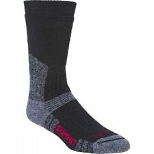 Bridgedale Mens Woolfusion Summit Black  Expedition / Mountain Socks Extra Large