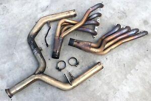 "1998-2002 Camaro Trans Am Kook 1-7/8"" Stainless Long Tube Headers & O/R Y-Pipe"