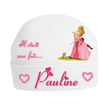 fa37db811b47 bonnet bebe personnalise winnie en vente   eBay