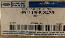 FORD OEM 07-10 Explorer Sport Trac Rear Suspension-Shock Bolt W711608S439