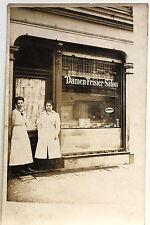24394 Foto AK Berlin Kreuzberg Damen Friseur Salon 1904 reichenberger Straße