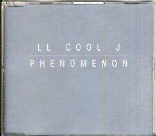 LL COOL J - phenomenon  4 trk MAXI CD  1997