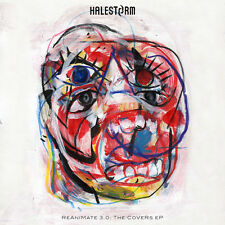 Reanimate 3.0: The Covers Ep - Halestorm (2017, CD NEUF)