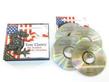 Tom Clancy - Im Zeichen des Drachen Hörbuch - 4 CDs