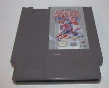 Blades of Steel (Nintendo Entertainment System, 1988) NES Konami Fun Hockey Game
