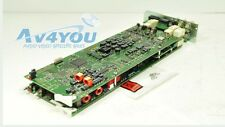 Evertz 7735CDM-A4 Composite Video Converter A to D + Quad Audio ADC