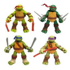 Teenage Mutant Ninja Turtles 4 PCS TMNT Anime Action Figures Cake Topper Toys US