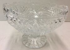 Large Waterford Bowl Centerpiece footed