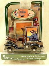 Gearbox THE GREAT OUTDOORS 1942 FORD Pickup Truck 1:43 Scale MOC 2005 #56991