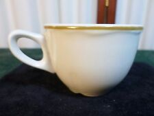 Vintage Homer Laughlin White Demitasse Cup-Free Shipping