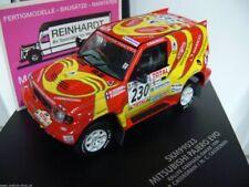 1/43 Vitesse Mitsubishi Pajero Evo Rallye Granada-Dakar 1999 J.P. Cass. SKM99033