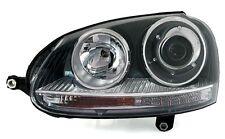 PHARE AVANT GAUCHE XENON + MOTEUR VW GOLF 5 V BREAK 1K 1.6 10/2003-06/2009
