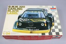 ZF1285 Esci 1/24 maquette voiture 3005 BMW Belgium 320 Carling Black Label #58
