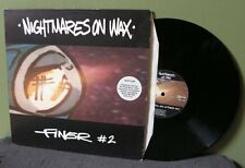"Nightmares On Wax ""Finer #2"" 12"" NM Headz Paul Nice Thievery Corporation OC"