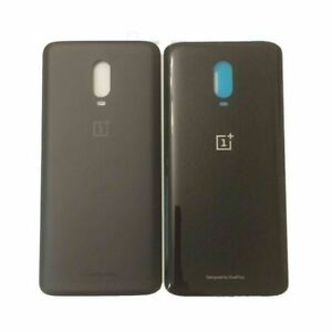 Back Battery Door Cover Glass Case Housing Replacement For OnePlus 6T/1+6T