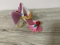 Tokyo Disney Resort Land Key chain Sleeping Beauty Aurora Princess Key ring
