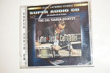 Latin + Jazz = Cal Tjader SACD 2002 AUDIO FIDELITY RELEASE RARE OUT OF PRINT