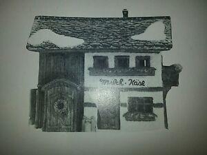 Department 56 Alpine Village Series MILCH-KASE New