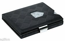 RFID Exentri Wallet - Black Chess