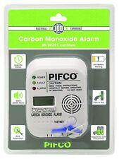 DETECTEUR-cod100b-CO affichage numérique Monoxyde de carbone ALARME 7 ans de vie