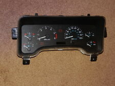 Jeep Wrangler TJ Dash Speedometer/ Tach Instrument Cluster. 150K 1997- 2000  OEM