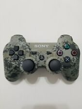 Sony Dual Shock 3 Controller For PlayStation 3 PS3 Controller Camo