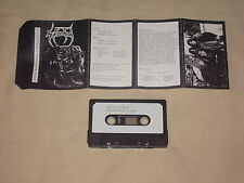 SUFFOCATION (pre FLESHCRAWL) - Festering Flesh ORG DEMO TAPE 1991 Demigod Vader