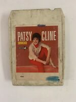 "PATSY CLINE  Showcase  8 Track Tape  ""Crazy"" ""I Fall To Pieces"" and more..."