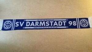 SV Darmstadt 98 Schal Süddeutscher Meister Lilien