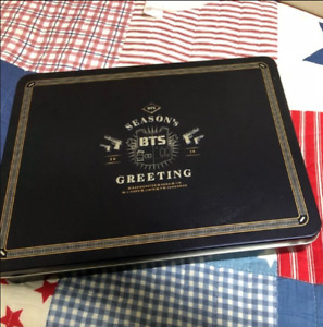 BTS 2016 Season's Greetings Seasong Greeting Official Goods Full Package Kit FEW