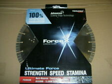 "FORCE-X Toolpak 12"" Diamond Cutting Blade/Disc,Brick/Reinforced Metal premium"