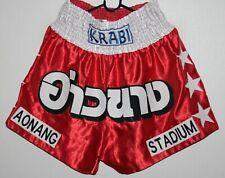Muay Thai AoNang Krabi Thai Boxing shorts Size XL