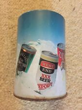 Willow Stubby Cooler Insulated With Styrofoam Beers West End Tooheys UDL